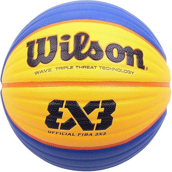 Мяч баскетбольный WILSON FIBA 3x3 Official