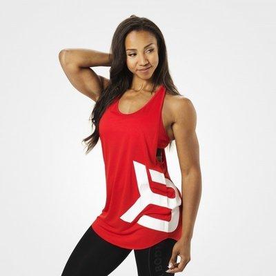 Майка спортивная Chelsea T-Back Scarlet Red Better Bodies