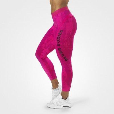 Спортивные леггинсы для фитнеса Better Bodies Gracie Curve Tights