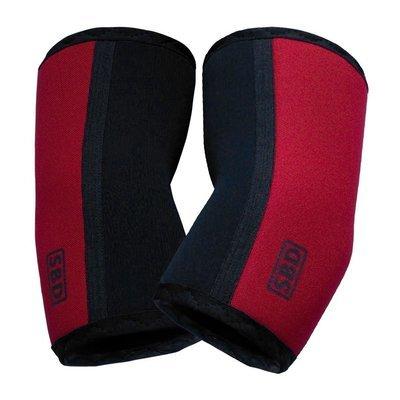 SBD налокотники, 7 мм (лимитированная серия RED)