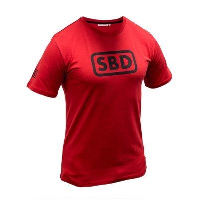 Футболка SBD (лимитированная серия RED)