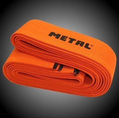 2 м коленные бинты METAL Orange Knee Wraps