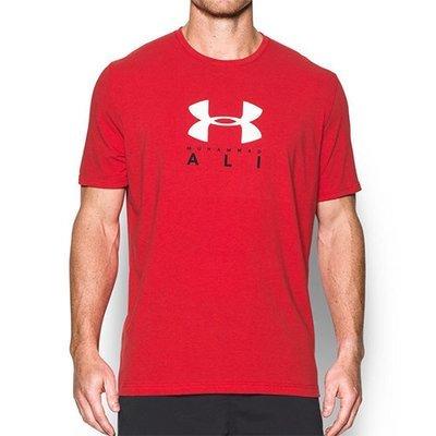 Функциональная футболка Under Armour Muhammad Ali Sportstyle