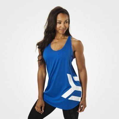 Майка спортивная Chelsea T-Back Strong Blue Better Bodies