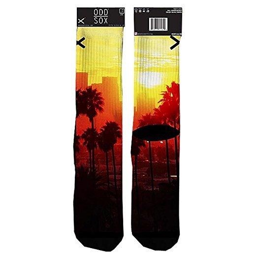 Спортивные носки ODD SOX Sunset