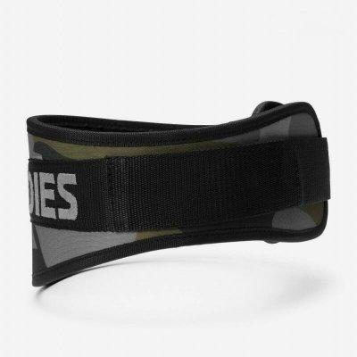 Неопреновый пояс для тренажерного зала Better Bodies Camo gym belt