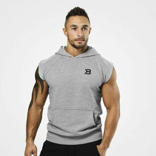 Безрукавка Better Bodies Hudson SL Sweater, Grey Melange