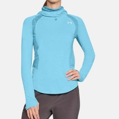 Лонгслив женский Under Armour Swyft Funnel Venetian