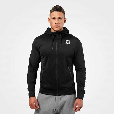 Толстовка Better Bodies Performance PWR Hood, Black