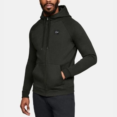 Худи Under Armour Rival Fleece Full-Zip