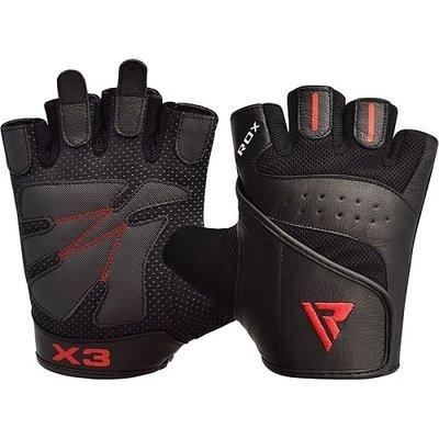 Перчатки тренировочные RDX Weight Lifting Gloves