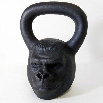 Гиря FITSAFE Горилла-Мини 16 кг