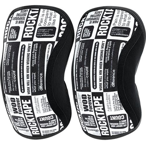 Наколенники для кроссфита RockTape Assassins 5 мм