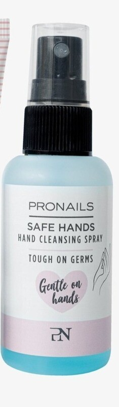 SAFE HANDS HAND CLEANSING SPRAY 60 ML