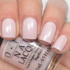 Nagellak OPI 15ml N51 roze parlemoer