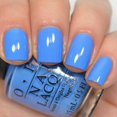 Nagellak OPI 15ml N61 Blauw