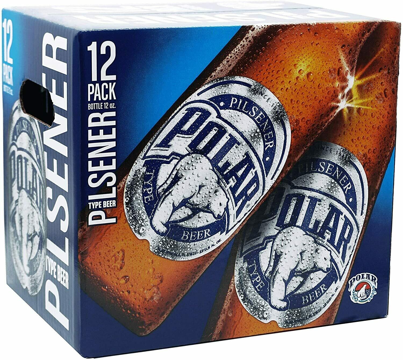 Cerveza Polar (33cl x 12)