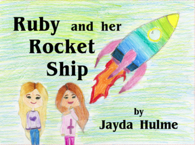 Ruby and her Rocket Ship