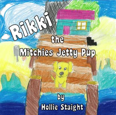 Rikki, the Mitchies Jetty Pup