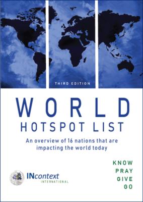 World Hotspot List - Book