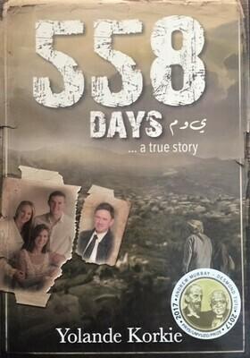 558 Days.... a true story