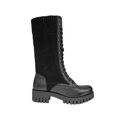 So Jamie Combat Boot High
