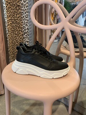 Hip Shoe Style Sneaker Black