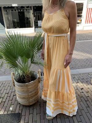 Cecilie Copenhagen Rosa Dress | Yellow (outlet)
