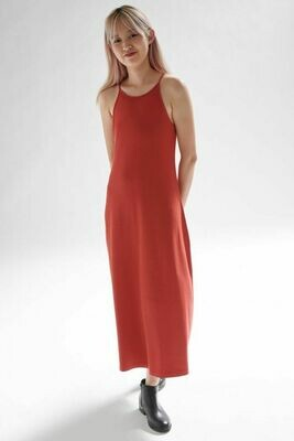 24 Colours Dress Nikkie | Rust