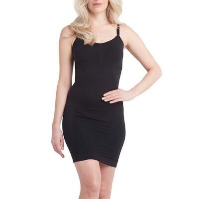 Nomi Shaping Dress Basic | Zwart