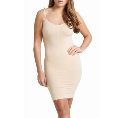 Nomi Shaping Dress Basic | Nude