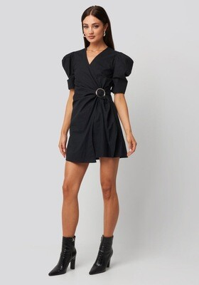 Rut & Circle Belle Dress | Black