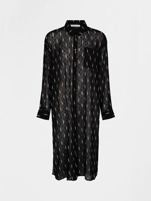 Sofie Schnoor Bliks Dress | Kimono Black