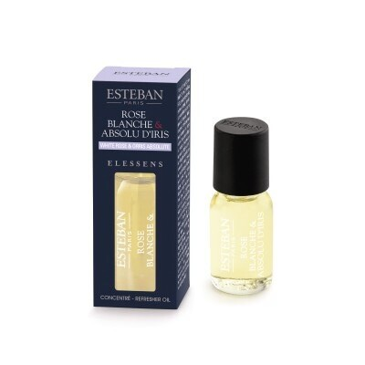 Esteban Elessens White Rose & Orris Absolute Essentiele Geurolie - 15 ml