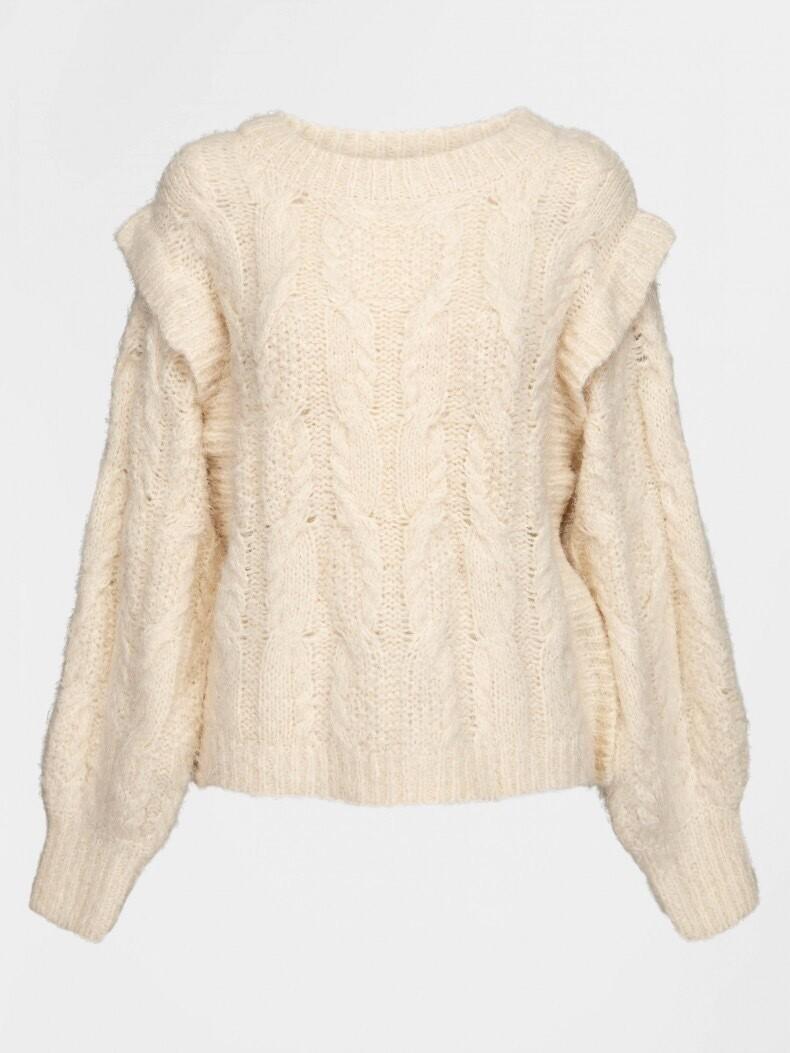 Sofie Schnoor Sweater   Joan   Off White