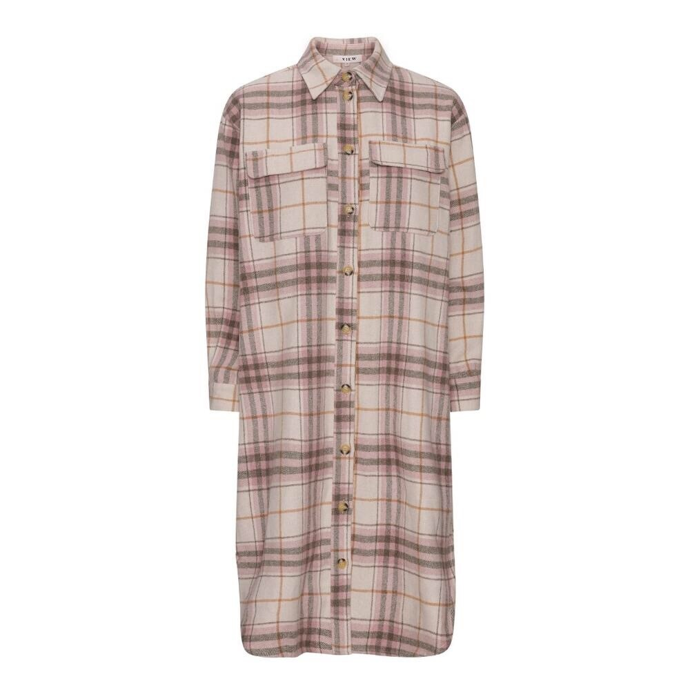 A-View Shirt/Blouse Stine Long   Old Rose