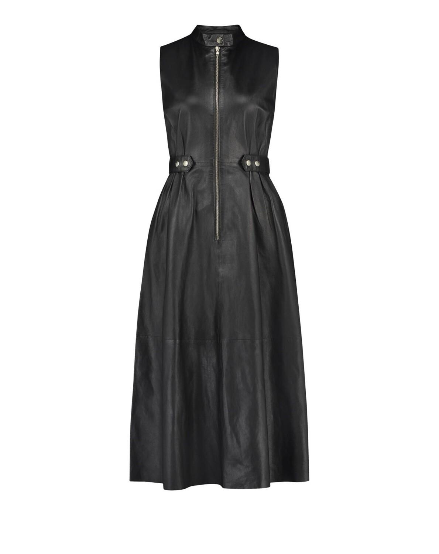 Ibana Dress Dalies   Black