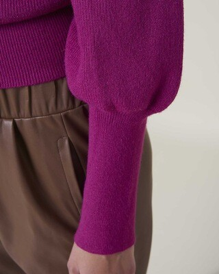 Silvian Heach Sweater Safari | Raspberry