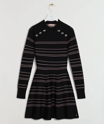 Josh V Dress Kara | Black
