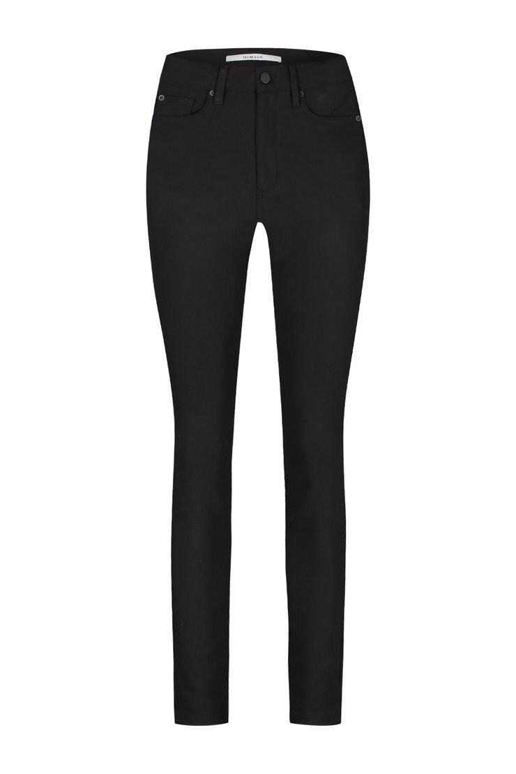 Homage Clean Skinny Jeans | Black