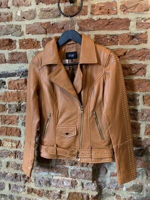 Ibana Jacket Barbara | Cognac