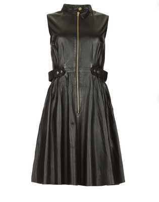 Ibana Dress Dalies | Black