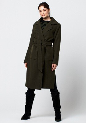 Rut & Circle Coat Tilda | Green