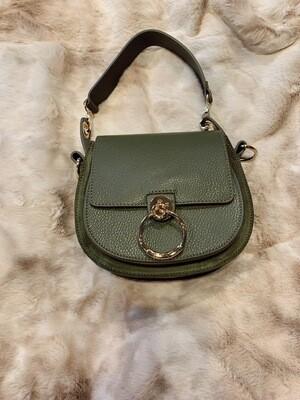 Las Lunas Clowy Green Bag