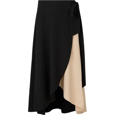 Notes Du Nord Sheena Skirt | Noir