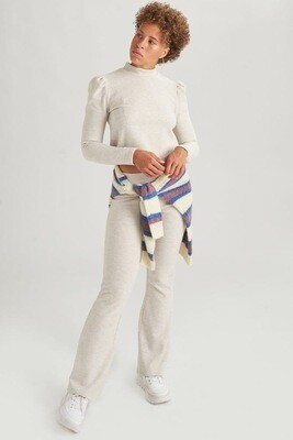 24 Colours Isa Pants | Beige