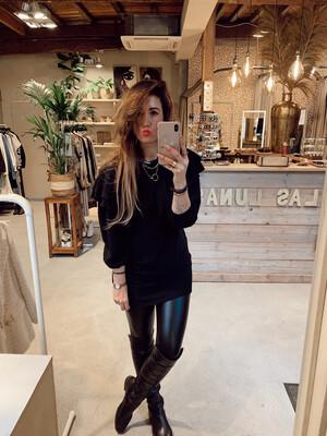 24 Colours Daily Dress | Black