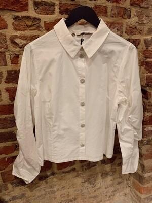 A-View Molly Shirt   White