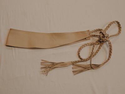 Las Lunas Wrap Belt | Zand