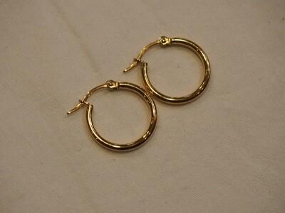 Zag Bijoux Earrings Louise | Gold